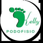 Logotipo podóloga Kelly