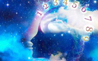 Imagem de numerologia