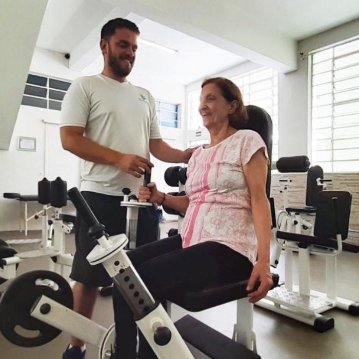musculação terapeutica
